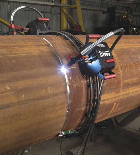 TIG welding is a precise process that requires skill and welder know-how.  IMAGE: Lincoln Electric