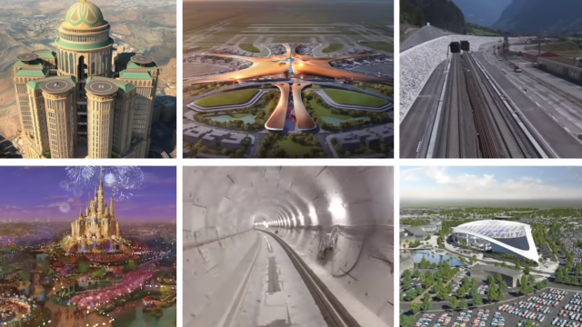 10 mega construction projects
