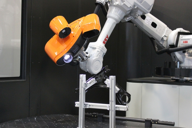ABB Robotic 3D Inspection