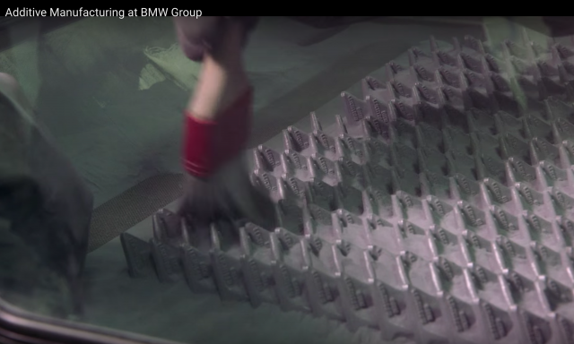 Additive manufacturing at BMW Group