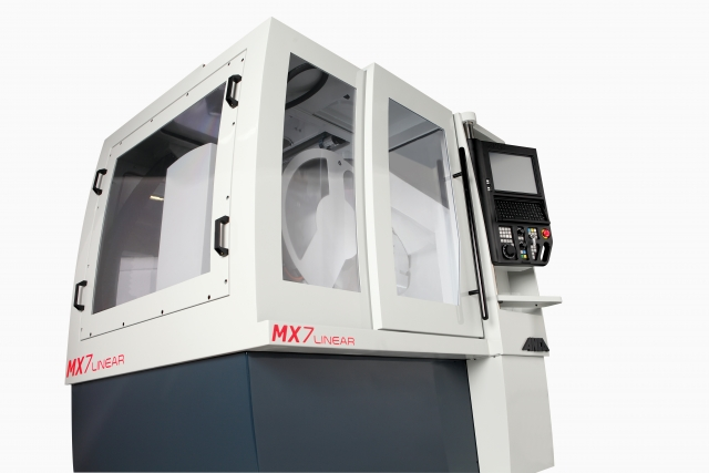 Anca MX7 grinder can achieve tool surface finish as low as 0.16 Ra