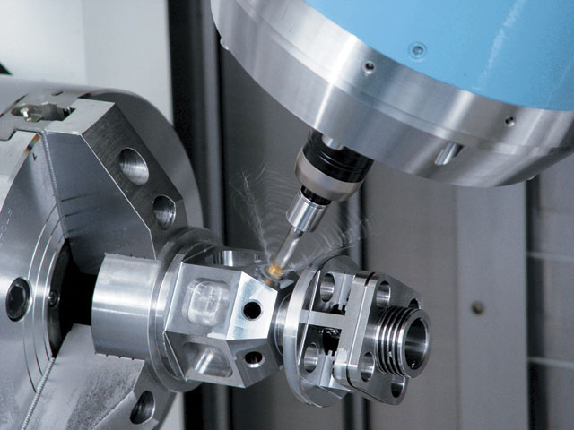 Rigid tapping is an important function on multi-tasking machines, turn/mill lathes, and machining centres alike.  Image: BIG Kaiser