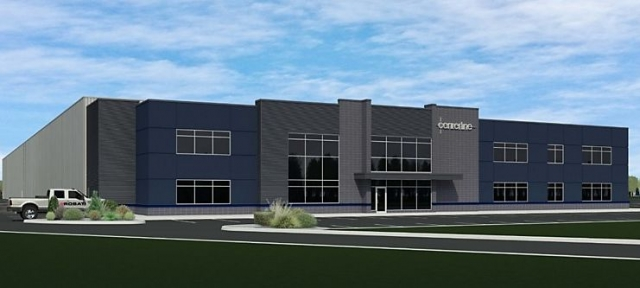 CenterLine's new plant addition rendering