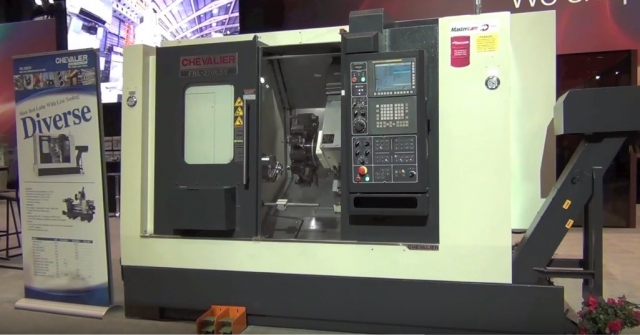 Chevalier FNL 220LSY Multi Axis Turning Milling Machine