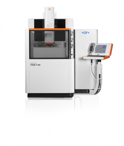 GF Machining Solutions' new die sinking EDM