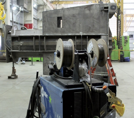 "The right filler metal will help meet the design requirements of a weldment, maximize productivity and help in the ""manufacturability"" of a product, says Caleb Haven of Hobart Brothers."