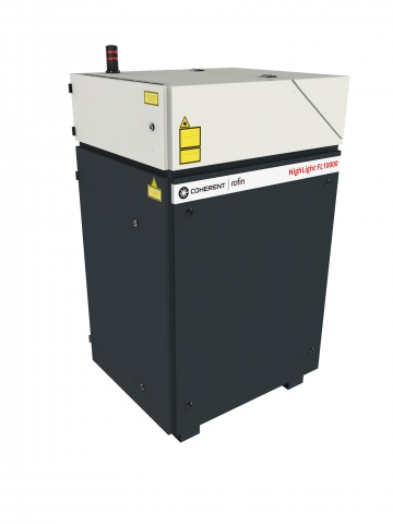 Coherent HighLight FL 10000 Fiber Laser