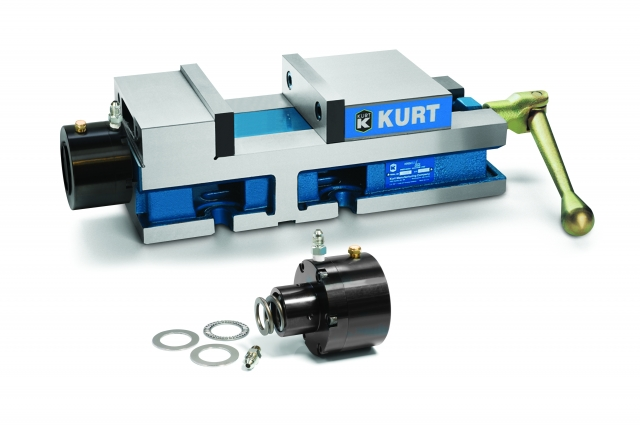 KURT KHU6 Hydraulic Vise Unit
