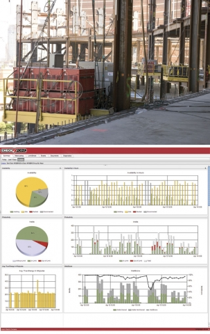 Advanced pulse waveforms and weld data monitoring can help welding businesses with production planning and job bidding.  Images: Lincoln Electric