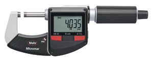 The new Micromar EW micrometer