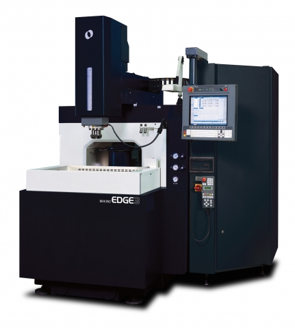 Makino's Edge 3 EDM machine