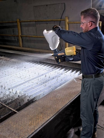 Walter Surface Technologies' new E-Weld reduces slag build up on laser and plasma tables