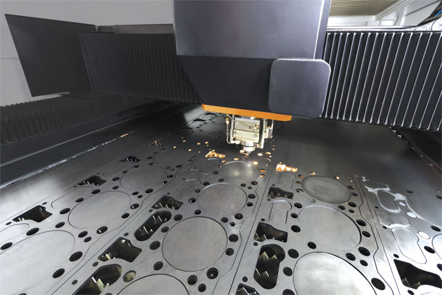 Direct Diode Lasers (DDL) are a relatively new technology that Mazak Optonics is betting will be the next generation in faster cutting, higher efficiency solid state laser technology.