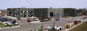 Universe Machine's 9,941 sq m (107,000 sq ft) operation boasts some of the latest in CNC machine tools including some of the largest machines in Western Canada.