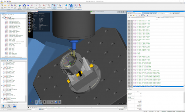 TruPath 2018 software tools for five axis machining