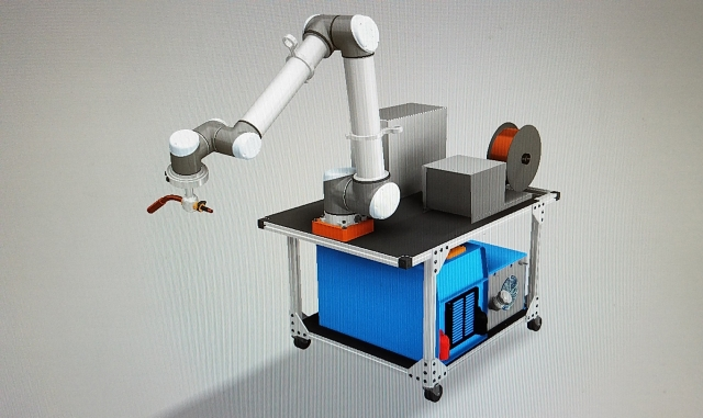 Universal Robots Collaborative Robot Welding Package