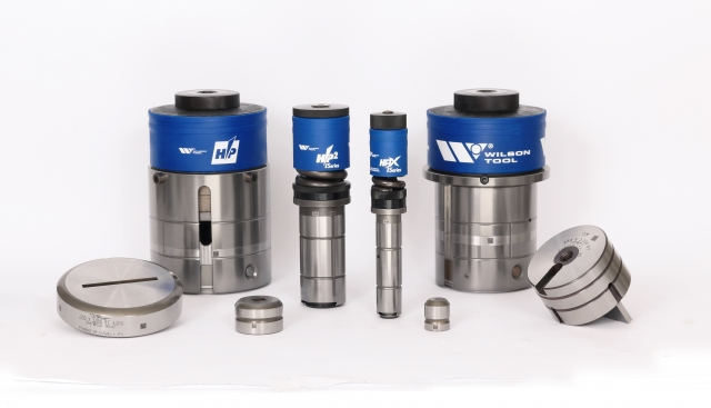 Wilson Tool launches new thick turret style tooling