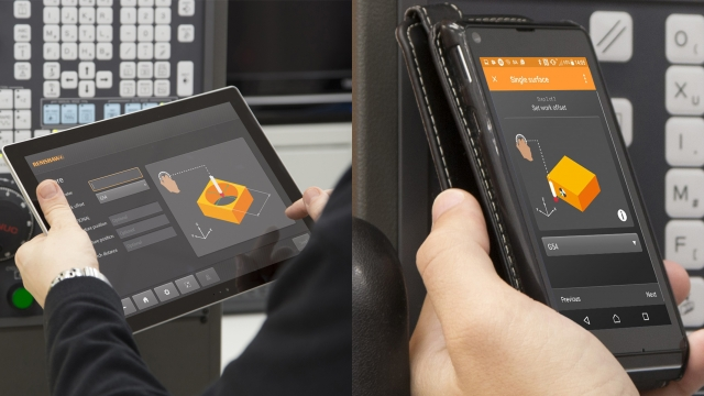 Renishaw Smart Apps