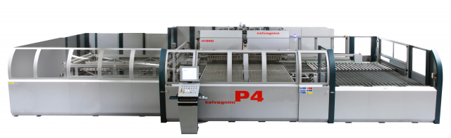 Salvagnini P4 panel bender offers automated bending and part forming that outperforms press brakes, says the company