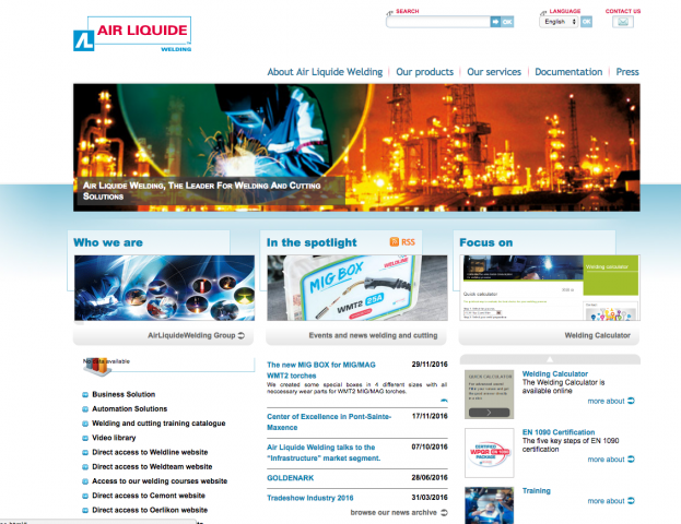Lincoln Electric to acquire Air Liquide Welding
