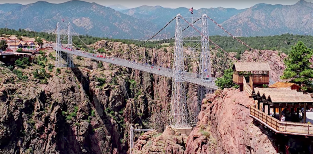 Most extreme bridges on earth