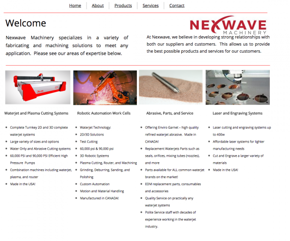 Nexwave Machinery lands Bystronic deal in Canada