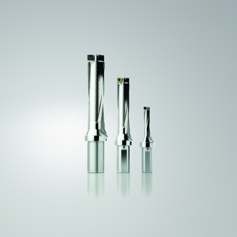 Seco Perfomax new generation indexable insert drill