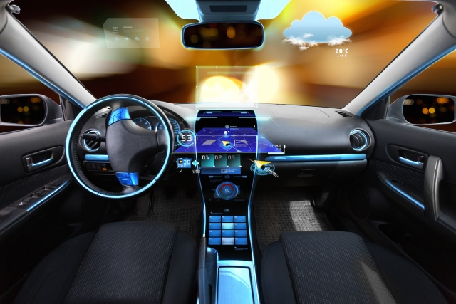 BlackBerry selected to work on driverless vehicles