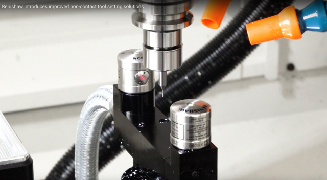 Renishaw's non-contact tool setting solutions