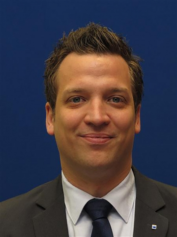 Tobias Kuehnle is the new managing director of TRUMPF Canada