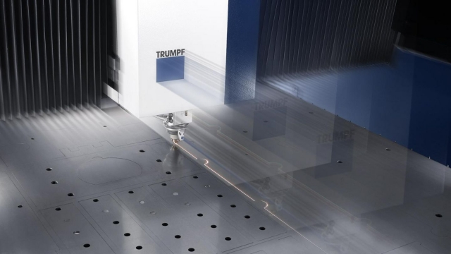 TRUMPF Highspeed nozzle boosts feed rate by up to 100 per cent