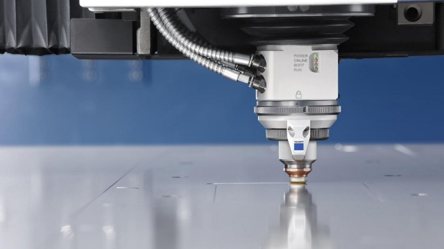 TRUMPF Hghspeed Eco Cutting Process