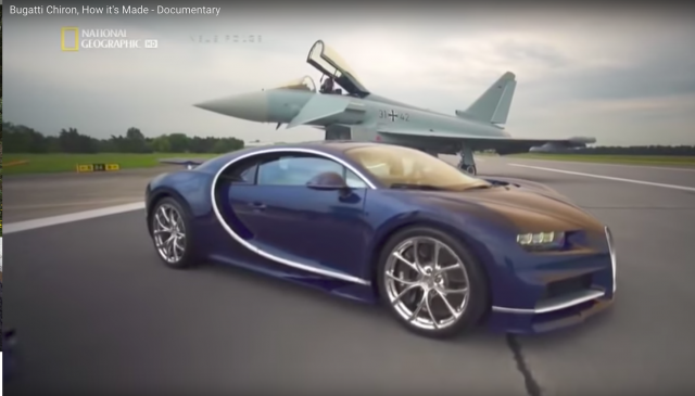 How it's Made: the Bugatti Chiron