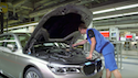 Manufacturing the BMW 7 series in Germany