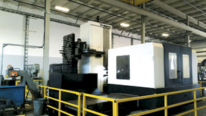 With the installation of a Hyundai WIA boring mill, Addition Manufacturing Technologies Canada was able to reshore much of its machining work.