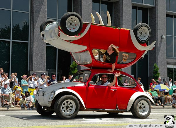 Weirdest cars in the world