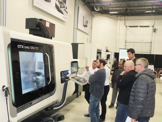 DMG MORI Canada Technology Days