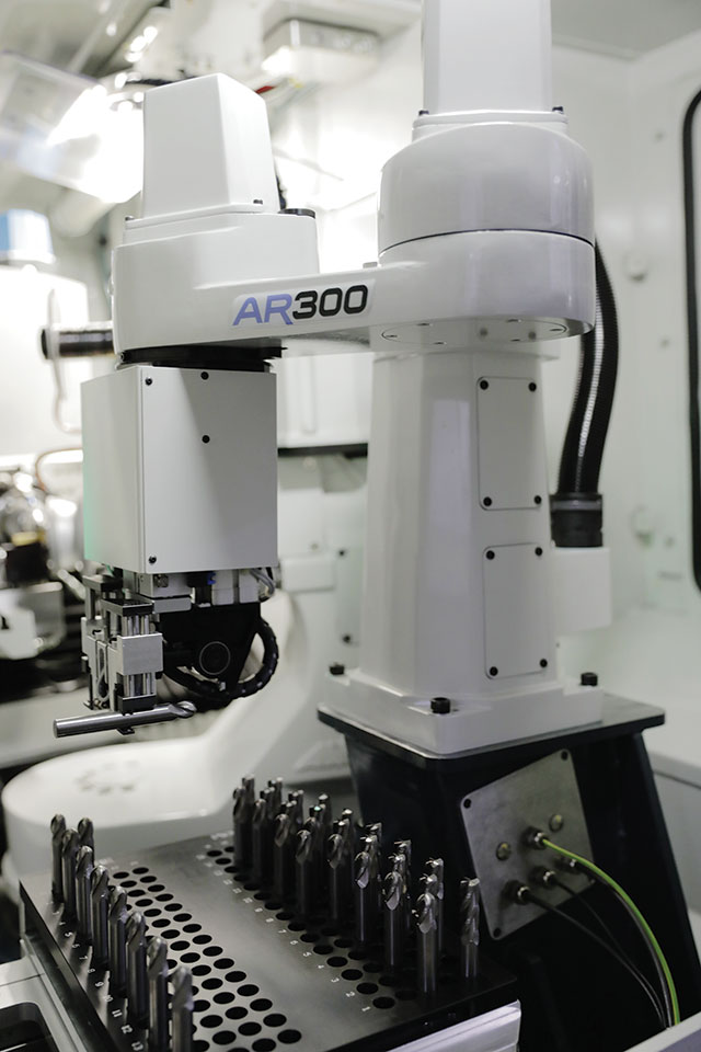 As with most of their customers, cutting tool manufacturers are embracing automation to maximize their investments and increase throughput. ANCA CNC Machines