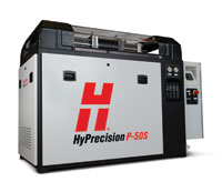 Hypertherm's HyPrecision Predictive waterjet pump line incorporates the company's Seal Maintenance Technology.