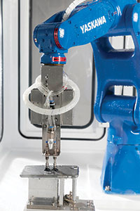 When selecting a robot, it's important to ensure that the IP rating is appropriate for its environment.
