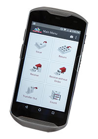 Checking tool inventory while on the go is easy with an Internet-capable vending solution. ctms
