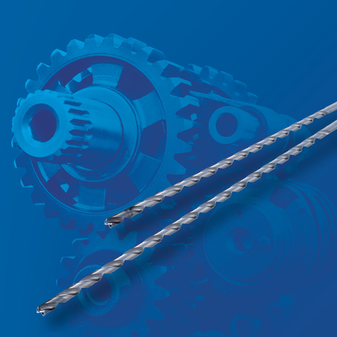 OSG's new coolant-through carbide drills for deep hole drilling