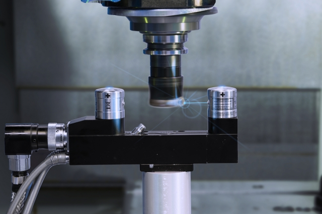 Renishaw Blue Laser Tech for On Machine Tool Measurement