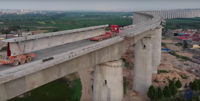 Super engineering in China