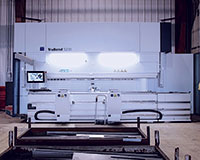 Razor Contract Manufacturing added the new TRUMPF TruBend 5230 to meet growing volume work.