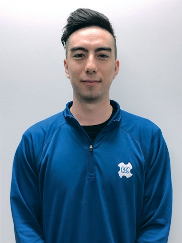 Adam Dimitroff is an applications engineer  with OSG Canada