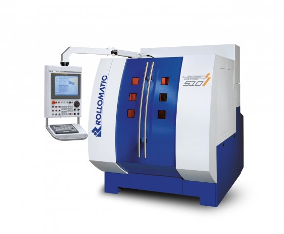 LaserSmart 510 laser cutting and ablation machine