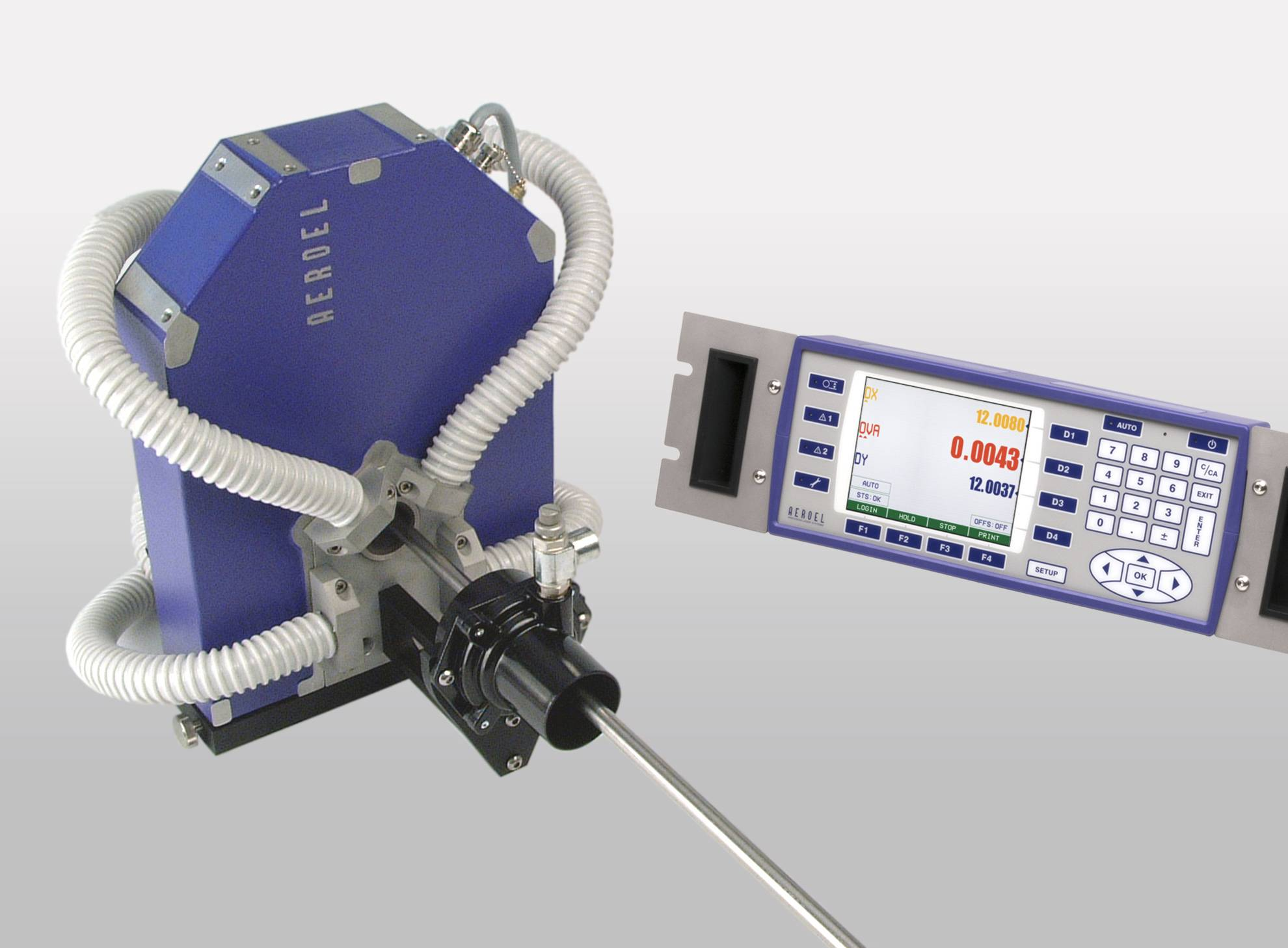 The Aereol Wireline system from Marposs