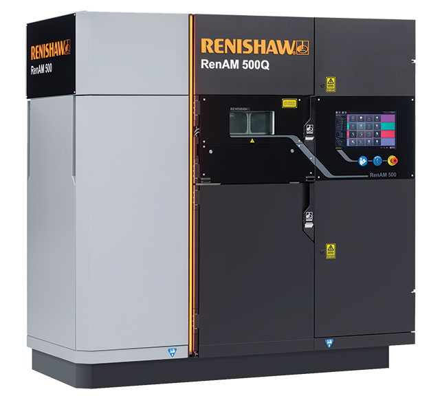 Renishaw's Additive Manufacturing Solutions Centre provides a development environment for manufacturers to test additive processes.