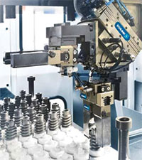 Schunk offers more than 2,500 standard gripper options as well as a range of custom solutions.